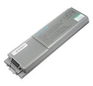Batteria a 9 celle per Dell Latitude D800 8n544 01x284 bat1297