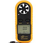 Anemómetro con Termómetro GM816