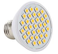 Spot Lampen PAR20 E26/E27 5 W 450 LM 2800K K 35 SMD 5050 Warmes Weiß AC 220-240 V