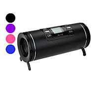 """mini mp3 jogador alto-falante com radio fm rc-113 (1.4 """"OLED)"""