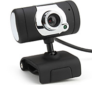 10 megapixel t-stile usb 2.0 webcam con microfono