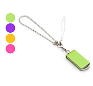 4GB Flip Style USB Flash Drive Key Ring (Assorted Colors)