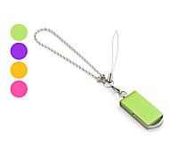 16 GB de estilo flip una unidad flash USB llavero (colores surtidos)