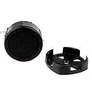 500w altavoces del coche pequeño, negro, de 20 centímetros de longitud de cable de par