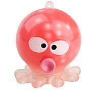 Rubber Octopus Decompression Toy (Random Colors)
