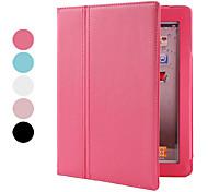 PU-Beschermhoesje Voor iPad 3