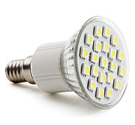 Focos MR16 E14 3.5 W 21 SMD 5050 220 LM Blanco Natural AC 100-240 V