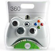 controlador USB para Xbox 360 (caixa de varejo, branco)