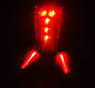 Bike Light , Rear Bike Light / Safety Lights - 2 Mode Lumens Easy to Carry AAA Battery Cycling/Bike Red Bike Others