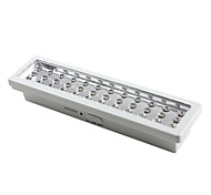 3W 36-LED White Light Rechargeable Emergency Light (110-220V)