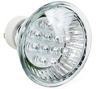 1W GU10 Lâmpadas de Foco de LED MR16 12 LED de Alta Potência 60 lm Branco Natural AC 220-240 V