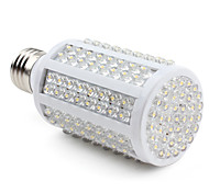 9W E26/E27 LED Corn Lights 166 Dip LED 500 lm Warm White AC 220-240 V