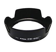 EW-60C Gegenlichtblende ew60c Blume Krone für Canon 500d/550d/600d EF-S 18-55mm Objektiv