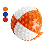 Great Bounce Ultimate Ball Chew Toy with High-visibility for Dogs Cats, 65mm