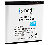 Ismart 1050mAh Battery for Nokia 6720 classic, N82, E51, N81-8GB
