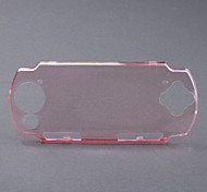Protective Crystal Case for PSP 2000 (Pink)