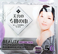 50 Pcs/Box Beauty Special Towel