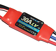 Flycolor 30A 4S ESC for Airplane with Brushless Motor (Random Colors)