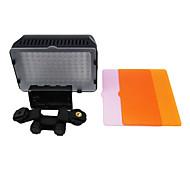 LS-126 LED Video Lighting Digitale LED 5400K & 3200K 540LX