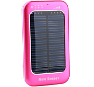 3500mAh Solar Charger Battery for Samsung Galaxy S3 I9300 and More (Rose)