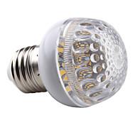 Lâmpada Redonda Decorativa E26/E27 2.5 W 200 LM 2800K K Branco Quente 48 SMD 3528 AC 220-240 V