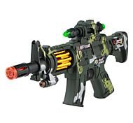 Super Power Machine Gun with Light and Sound Effect (2xAA)
