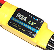 Flycolor 90A 6S ESC for Airplane with Brushless Motor (Random Colors)
