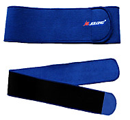 Nylon Material Thermal Sports Protecting Waist (Blue)