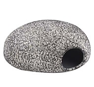 Multifunctional Small Cichlid Stone Ornament for Aquarium