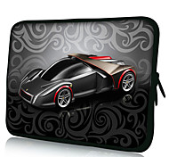 "conceito de carro de neoprene manga caso laptop por 10-15 ""ipad macbook dell hp acer samsung"
