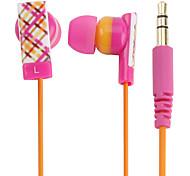 Kanen Graphic Color In-ear Magnetic Earphone