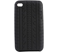 Tire Style Soft Case for iPod Touch 4