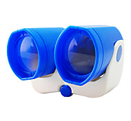 Blue Normal Plastic Binoculars Telescope
