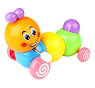 Educational Smiling Worm Clockwork Toys for Kids