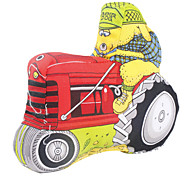 Tractor Style Gas-filled Toy for Dogs