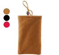 Simple Design Textile Pouches for iPhone 3G and 4S(Assorted Colors)