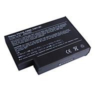 batería del ordenador portátil para HP 4809 (14,4 V, 4400mAh, negro)
