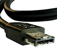 Kupfer esata Abendessen-Speed-Kabel (0,5 m)