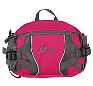 Polyamide Waist Bag with Full Length 126CM Shoulder-Strap(5 Colors)
