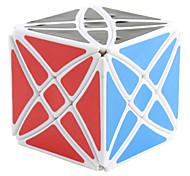 WTS Eight-axis Brain Teaser IQ Puzzle Magic Cube (White)