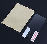 Protector de pantalla transparente Protector con paño de limpieza para el iPod Nano 7