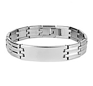 Z&X®  Parallel Painting Stainless Steel Bracelet