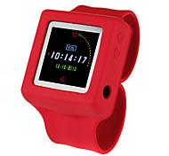 2012 Tarjeta de Regalo Promocional Moda Reloj Mp4