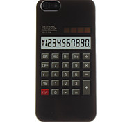 Calculator Pattern High Quality Hard Case for iPhone 5/5S