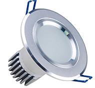 Luci da soffitto LED ad alta intesità Modifica per attacco al soffitto 3W 315 LM Bianco caldo AC 220-240 V