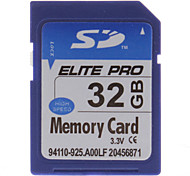 32GB Hi-speed Elite Pro SD Memory Card