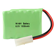 Ni-MH AA Battery (6v, 1800 mAh)