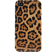 Leopardenmuster Hard Case für iPhone 4 und 4s (multi-color)