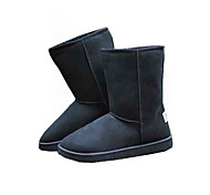 Women' Middle Tube Warm Snow Boots