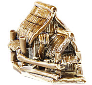 Thatched Cottage Decoration Ornament for Aquarium